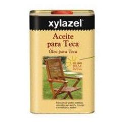 Aceite Teca Jardin Teca 750 ml Xylazel