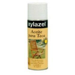 Aceite Teca Spray Miel 400 ml Xylazel