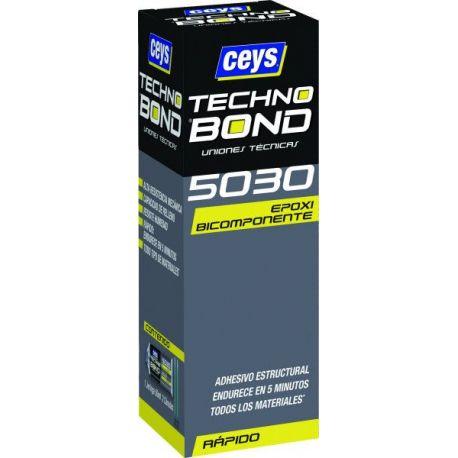 Adhesivo Bicomponente Technobond Epoxi 5030 50 ml Ceys