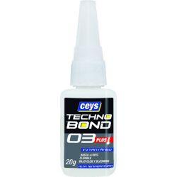 Adhesivo Instantaneo Technobond 03 20 g Ceys