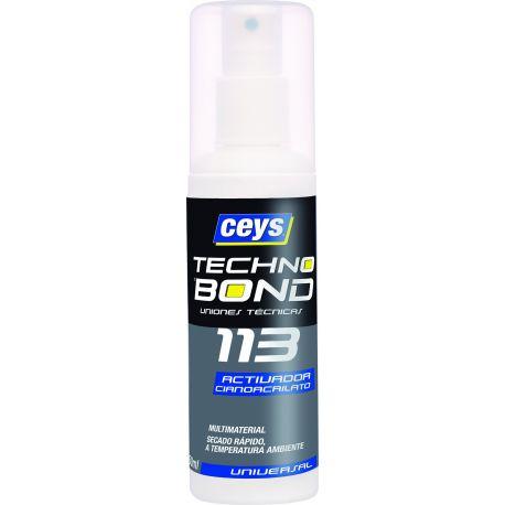 Adhesivo Instantaneo Technobond 113 150 ml Ceys