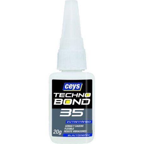 Adhesivo Instantaneo Technobond 35 20 g Ceys