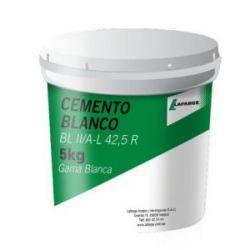 Cemento Blanco 4 Kg Lafarge
