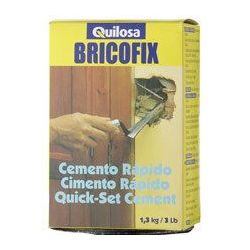 Cemento Rapido Bricofix 1,3 Kg Quilosa