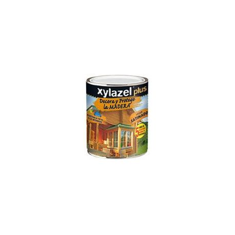 Decora Plus Satinado Teca 750 ml Xylazel