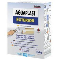 Emplaste Aguaplast Exterior 1,5 Kg Beissier