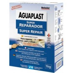 Emplaste Aguaplast Super Reparador 1 Kg Beissier