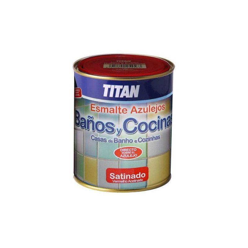 Esmalte azulejos ba o cocina blanco 750 - Pintura para azulejos opiniones ...