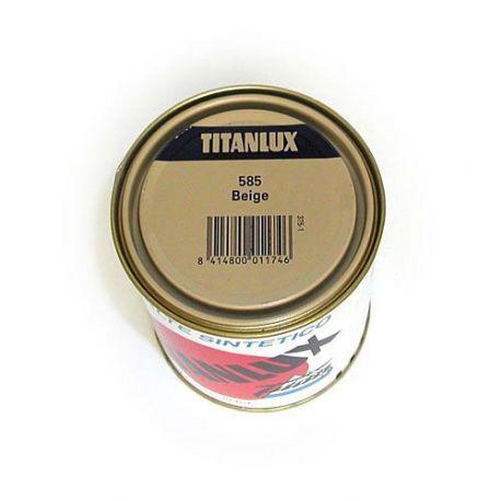 Esmalte Sintético Beige Titanlux