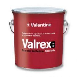 Esmalte Sintético Marrón 4 L Valentine