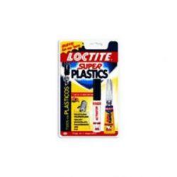 Loctite Super Glue 3 Plastics