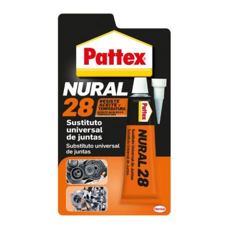 Nural 28 Junta Instantanea Pattex