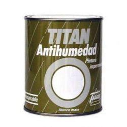 Pintura Antihumedad Blanco Titanlux