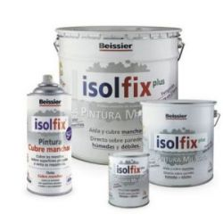 Pintura Antimanchas Isolfix Plus Beissier