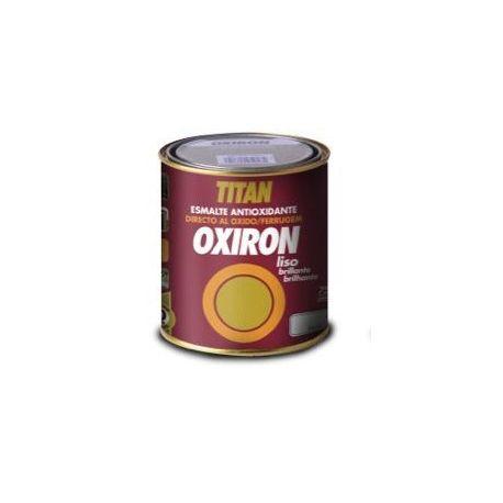 Pintura Oxirón Liso Gris Medio Titanlux