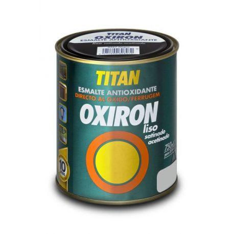 Pintura Oxirón Liso Satinado Marrón Óxido Titanlux