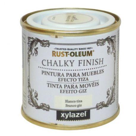 Pintura para Muebles Chalky Blanco Xylazel