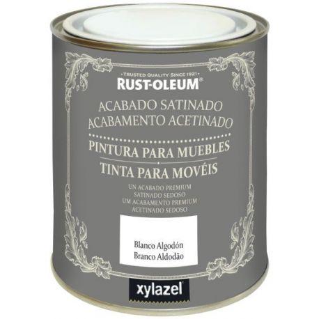 Pintura para Muebles Chalky Blanco Satinado Xylazel