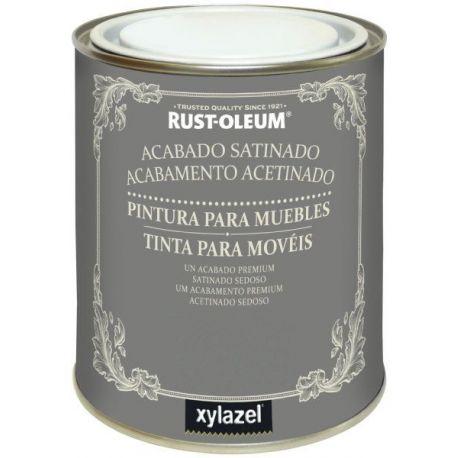 Pintura para Muebles Chalky Crema Satinado Xylazel
