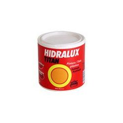 Pintura Plástica Hidralux Blanco Titanlux