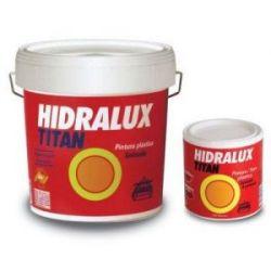 Pintura Plástica Hidralux Marrón Titanlux
