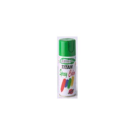 Pintura Spray Verde Carruajes Titanlux