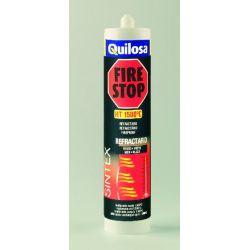 Sellador Sintex Refractario Negro 300 ml Quilosa
