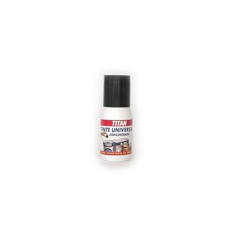 Tinte universal rojo oxido 50 ml - Tinte para pintura ...