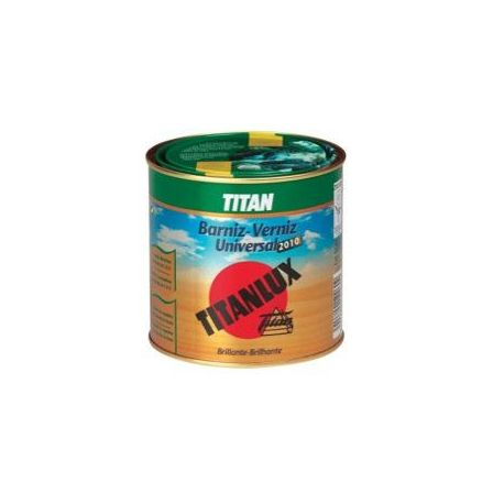 Titanlux Barniz Ecol. Incol.Brill. 0,5L Titanlux