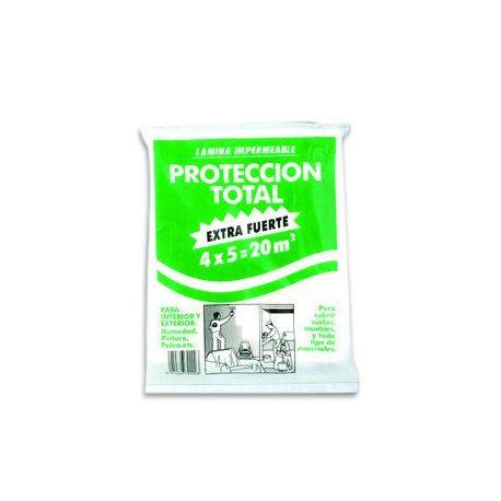 Toldo Protector 4X5 40 Micras Rodaping