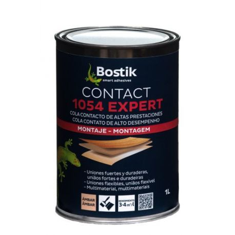 Adhesivo Contacto Profesional 1054 Expert Bostik