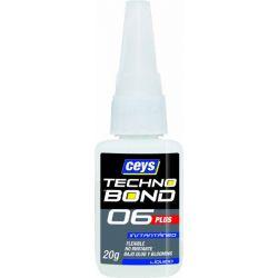 Adhesivo Instantaneo Technobond 06 Plus Ceys