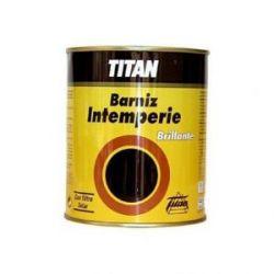 Barniz Intemperie Incoloro Titanlux