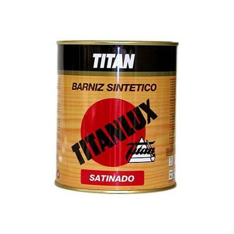 Barniz Satinado Incoloro Titanlux