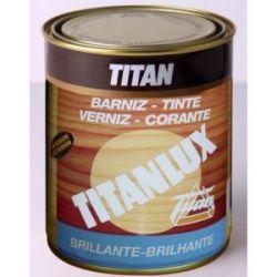 Barniz Tinte Brillante Roble Titanlux