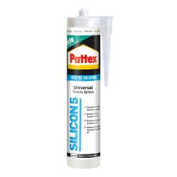 Silicona Henkel Acida Silicón 5 Pattex