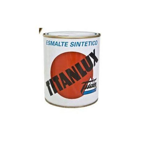 Esmalte Sintético Plata Titanlux
