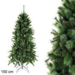 Árbol Navidad Ramas Pvc 80x80x150 Cm