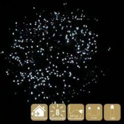 Microbombilla Led 180 Luces 8 Funciones Blanco