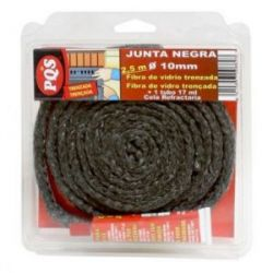 Junta Redonda Puerta Pyro Feu Diam 10