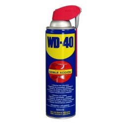 Aceite Doble Accion Wd 40 500 Ml