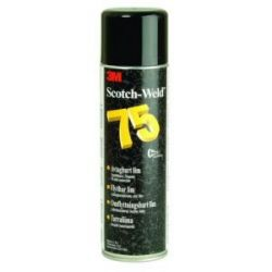Adhesivo Acrilico 75 Spray Translucido 500 Ml