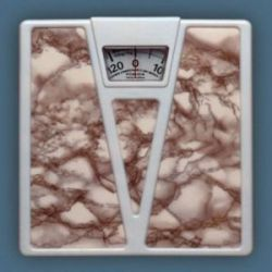 Bascula Baño Bernar Marmol 1/4145
