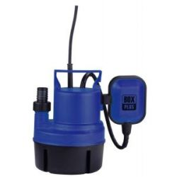 Bomba Sumergible Aguas Limpias Box Plus 200W