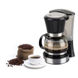 Cafetera Goteo Jata 2-8 Tzs. 600W Filtro Per