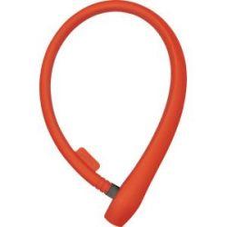 Candado Bicicleta Cable 8 Mm Rojo 65 Cm