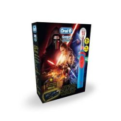 Cepillo Dental Infantil + Estuche Star Wars