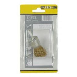 Cepillo Metalico Brico Brocha R.30/2-232