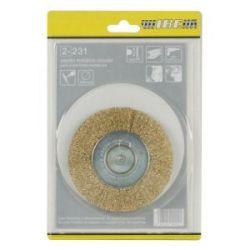 Cepillo Metalico Brico Re.100 2-231
