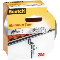 Cinta Adhesiva Aluminio